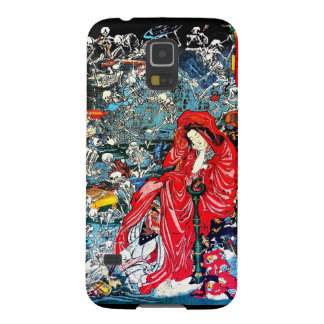 Courtesan of Hell Case For Galaxy S5