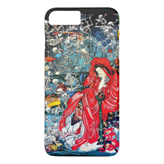 Courtesan of Hell iPhone 7 Plus Case