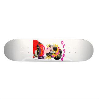 Courtesan (OIRAN) Skateboard Deck