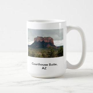 Courthouse Butte, AZ Coffee Mug