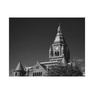 Courthouse Canvas Print