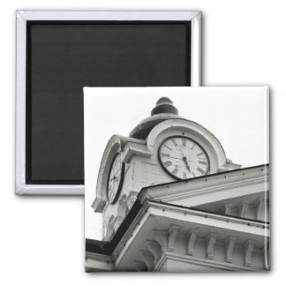 Courthouse Clock Magnet