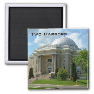 Courthouse Magnet