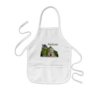 Courthouse: Nelson, BC Kids' Apron