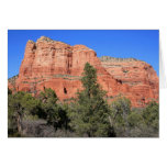 Courthouse Rock Landscape Greeting Card