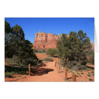 Courthouse Rock Trail Card