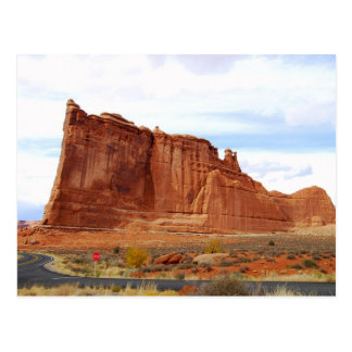 Courthouse Towers Arches National Park Utah Post Cards