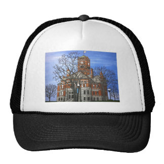 Courthouse Trucker Hat