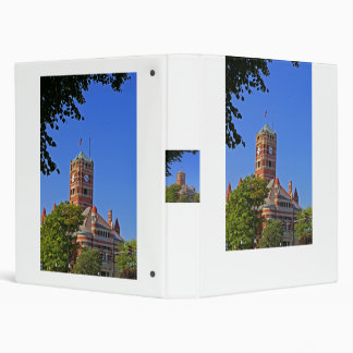 Courthouse, Williams County Ohio 3 Ring Binder