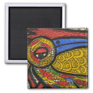 Courting Birds Magnet