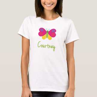 Courtney The Butterfly T-Shirt