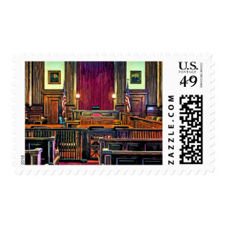 Courtroom Postage