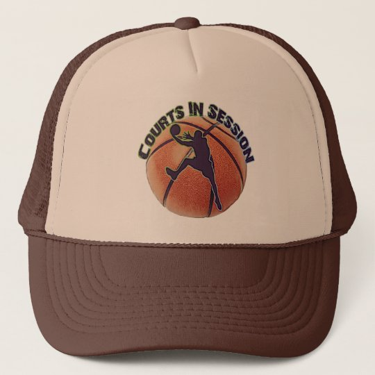 Courts In Session Trucker Hat