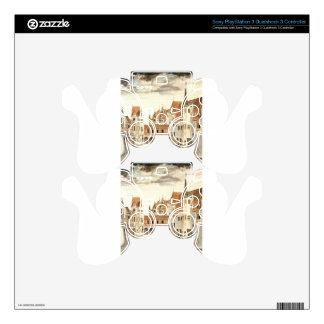 Courtyard of the Former Castle in Innsbruck PS3 Controller Skins