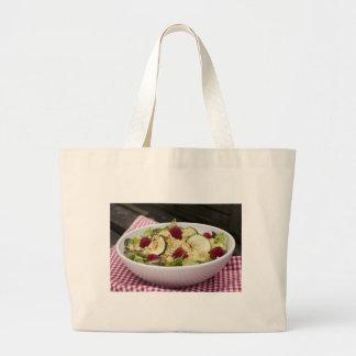 CousCous Salad Picnic Cloth Shopping Bag