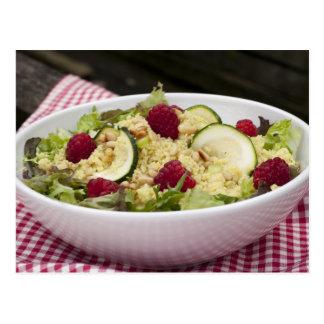 CousCous Salad Picnic Postcard