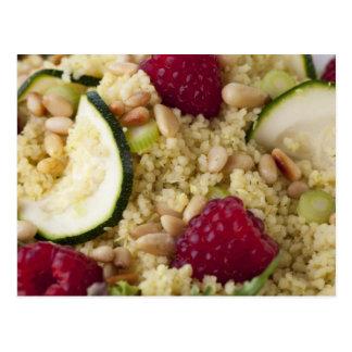 Couscous Salad Postcard