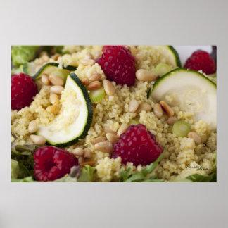 Couscous Salad Print