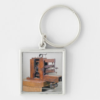 Couseuse', the first sewing machine, 1830 keychain