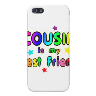 Cousin Best Friend Case For iPhone SE/5/5s