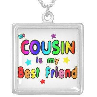 Cousin Best Friend Necklace