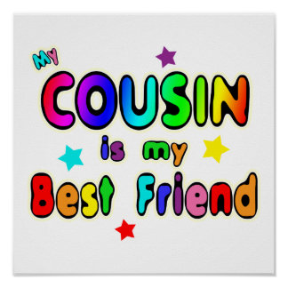 Cousin Best Friend Poster