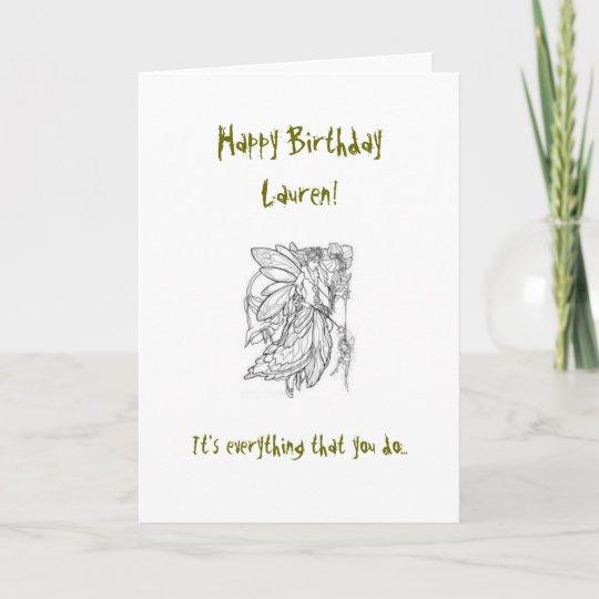 Cousin Birthday Card Zazzle