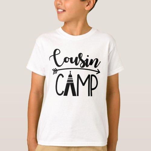 Cousin Camp T_Shirt