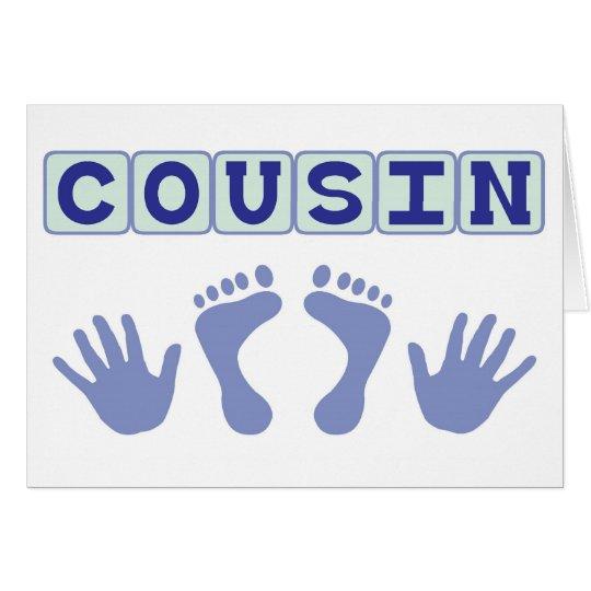 Cousin Card