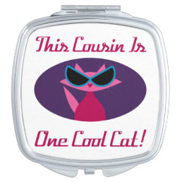 Cousin Cool Cat Vanity Mirror