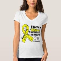 Cousin Hero in My Life Sarcoma Awareness T-Shirt