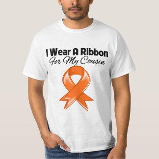 Cousin - I Wear Orange Ribbon Stylish T Shirt