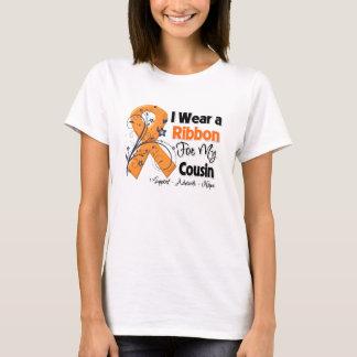Cousin - Leukemia Ribbon T-Shirt