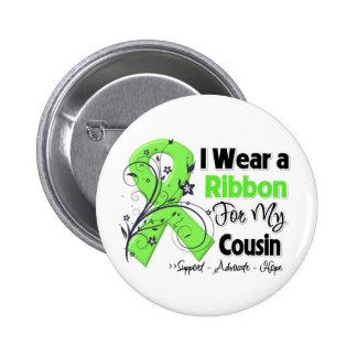 Cousin - Lymphoma Ribbon Pin