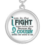 Cousin Means World To Me Ovarian Cancer Jewelry