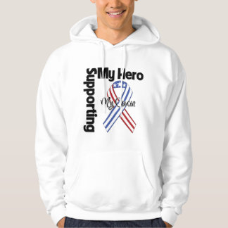 Cousin - Military Supporting My Hero Hoodie