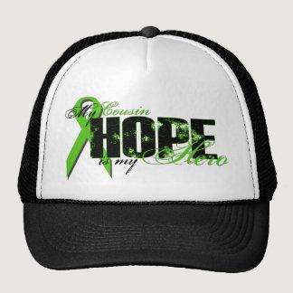 Cousin My Hero - Lymphoma Hope Trucker Hat