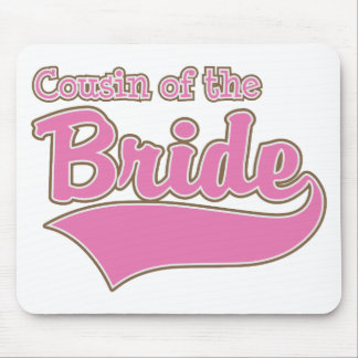 Cousin of the Bride Mouse Pad