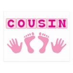 Cousin Post Card