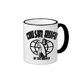 Cousin Rufu Mugs