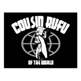 Cousin Rufu Postcard