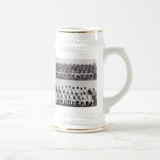 Cousino High School 1972-3 League Champs 18 Oz Beer Stein