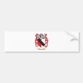 Cousteau Coat of Arms Bumper Sticker