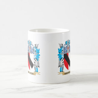 Cousteau Coat of Arms - Family Crest Coffee Mug