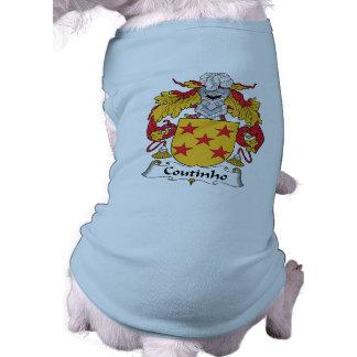 Coutinho Family Crest T-Shirt