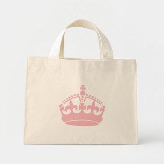 couture crown mini tote bag