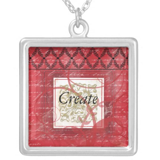 Couture Design XIV Necklace