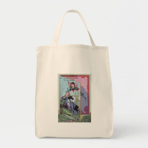 Couty Surply Grocery Tote Bag
