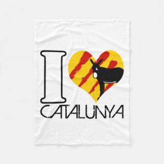 Couverture Polaire I COILS CATALUNYA Fleece Blanket