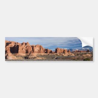 Cove Arch Bumper Sticker